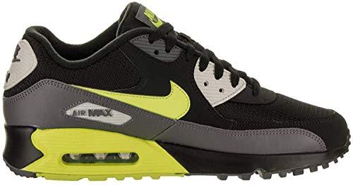 Nike Herren Air Max 90 Essential Gymnastikschuhe, Grau (Dark Grey/Volt/Black/Light Bon 015), 45 EU