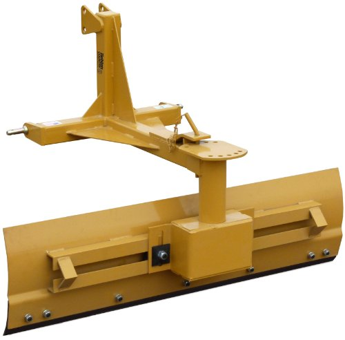 Hot Sale Behlen Country 80110900YEL Heavy Duty Adjustable Grader Blade, 5-Feet