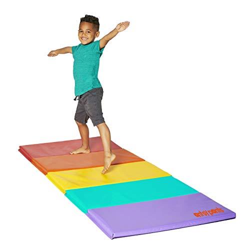 Rainbow Tumbling Gym Mat