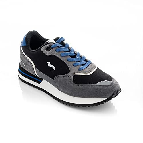 EFM212.080 6290 Nero HARMONT & Blaine HARMONT & BLAINE CALZ. Sneakers Uomo 43