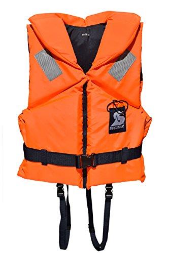 Secumar Rettungsweste Bravo 50 - 70 kg 100 N - Schwimmweste