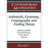 Arithmetic, Geometry, Cryptography and Coding Theory: 17th International Conference on