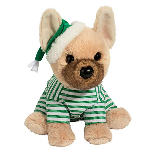 Douglas French Bulldog Dog PJ Pup Plush Stuffed Animal