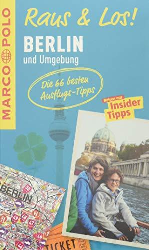 MARCO POLO Raus & Los! Berlin und Umgebung: Guide und große Erlebnis-Karte in praktischer Schutzhülle