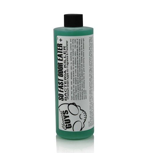 Chemical Guys SPI_104_16 So Fast Premium Air Freshener and Odor Eliminator, Green Apple Scent (16 oz)
