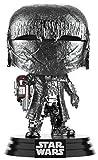 Funko-Pop Star Wars The Rise of Skywalker-KOR Cannon (Hematite Chrome) Figura Coleccionable, Multico...