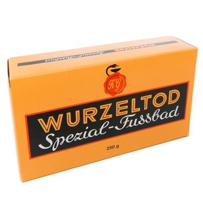 WURZELTOD FUSSBAD (250 G)