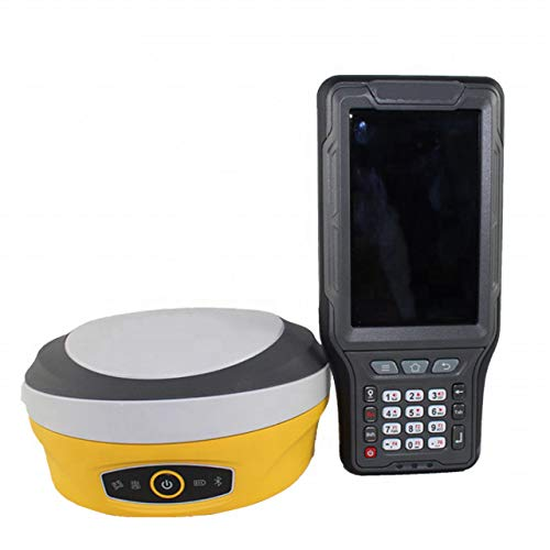 RTK GNSS Receiver Topographic Survey GPS Base Rover Equipment