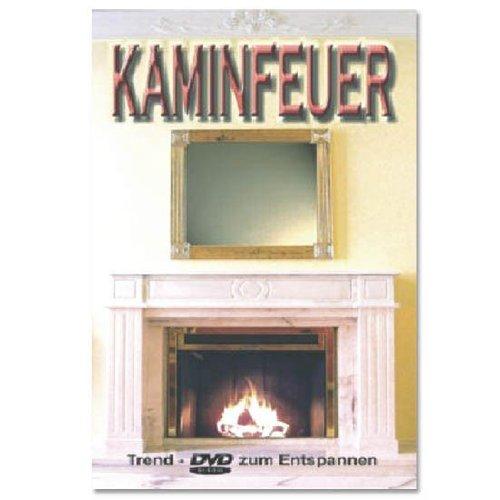 DVD Kaminfeuer, Entspannen-Fernseher als Kamin!