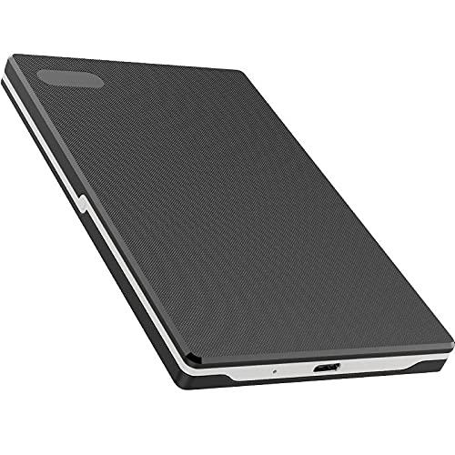 MY99USSI Estuche HDD SSD Adaptador Sata Negro a USB 3.1 Caja de Disco Duro móvil de Alta Velocidad de 2,5 Pulgadas Soporte de Disco HDD de 2TB USB3.1