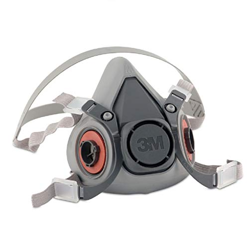 Respirator Vapor Acid Gas Mask - Medium