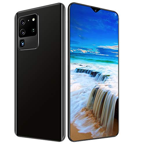 CYJ 4G Smartphone Ohne Vertrag 4G, Android 10.0 7.0 Zoll HD+ Bildschirm, 48MP Kamera, 4800mAh Batterie 8GB+128 GB Erweiterbar, Dual SIM Handy