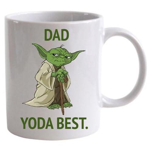 b3514d2a1 Dad Yoda Best 11oz ceramic mug LBS4ALL fathers day gift xmas