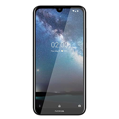 Nokia 2.2 16GB D.Sim - Steel