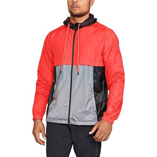 adidas Heatgear Sportstyle TrainingsHooded Jacket Chaqueta con Capucha, Multicolor, M para Hombre