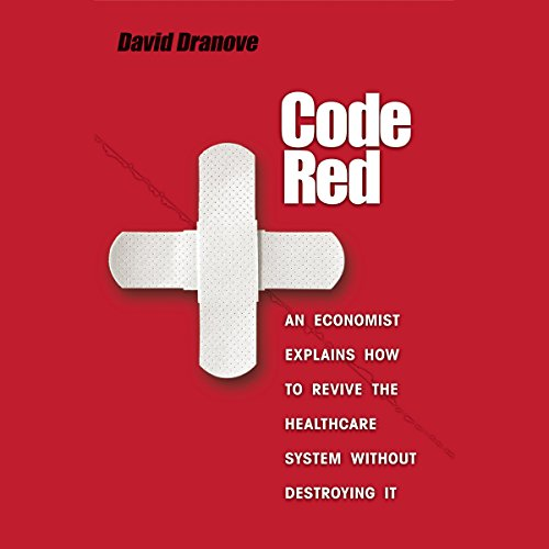 Code Red audiobook cover art