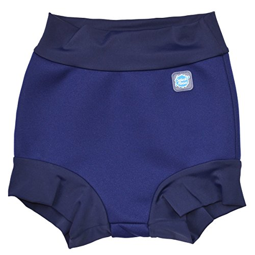 Splash About - Pantaloncini da bagno per bambini, Blu (Blu navy), Child medium (54-62cm waist)
