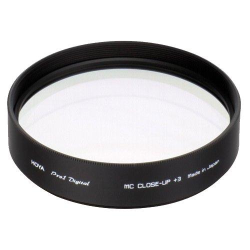 Hoya 62.0MM Close-Up +3 Pro 1D - Filtro para cámara, 62 mm