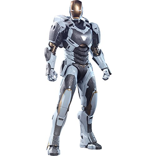 Hot Toys Movie Master Piece - Iron Man 3: Mark 39 Xxxix Starboost