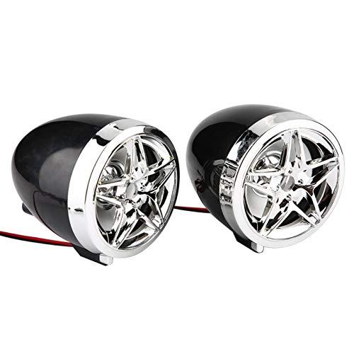 Sistema de Altavoces BT estéreo de Motocicleta MP3 para Accesorios de automóvil...