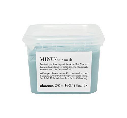 Davines minu pak illuminating replenishing mask (for coloured hair) 25.