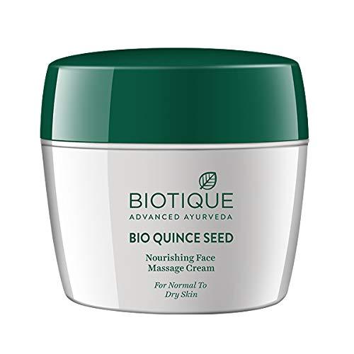 Biotique Bio Quince Seed Nourishing Face Massage Cream, 175g