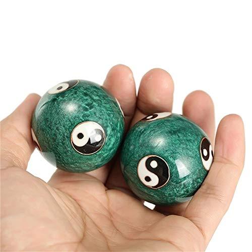 My youth 2pcs 42mm El estrés Puede abrumar Health Care bal