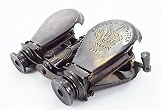 Opera Glasses Kelvin & Hughes London 1917 Pocket Folding Binocular