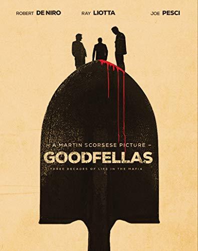Goodfellas: 30th Anniversary Collector's Edition [4K Ultra HD] [1990] [Region Free] [Blu-ray]