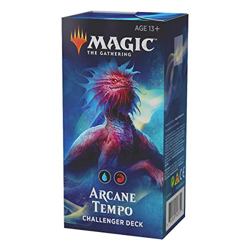 MTG Magic The Gathering 2019 Challenger Deck Arcane Tempo Blue Red Izzet