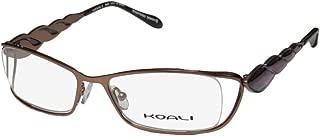 Koali By Morel 6984k Womens/Ladies Designer Full-rim Adult Size Adjustable Nosepads Eyeglasses/Glasses
