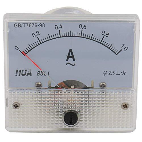 Amperemeter Analog 85L1 AC 0-1A Strommessgerät Analog