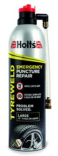 Holts LOYHT4YA Emergency Puncture Repair, 500ml