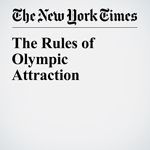 The Rules of Olympic Attraction audiobook cover art