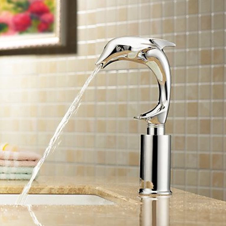 HZZymj-Chrom Waschbecken Armaturen Design kalten Sensor Wasserhahn