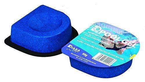 well2wellness Flockungsmittel Pool/Gel Flockmittel 'DPOOL Gel' - 2 x 90g Packs