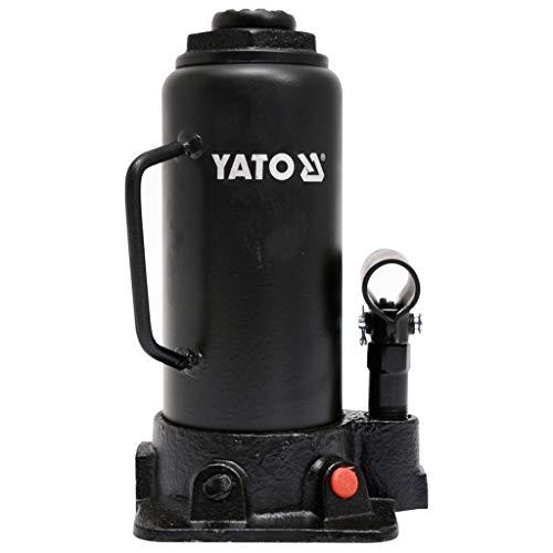 Yato YT-17005 Wagenheber, Schwarz