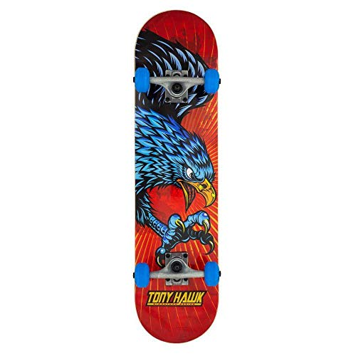 Tony Hawks SS 180 Complete Diving Hawk Skateboard