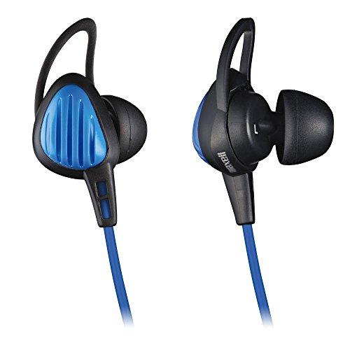 Maxell 303606 HP-S20 Sport-Ohrhörer (3,5 mm Klinke) blau