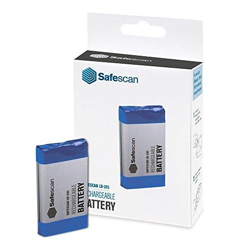 Safescan LB-205 - Batería recargable
