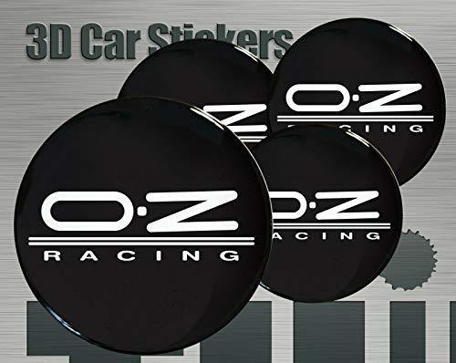 Unbekannt oz Racing ★4 Stück★ 60mm Aufkleber Emblem für Felgen Nabendeckel Radkappen