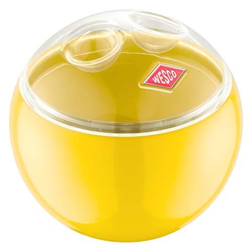 Wesco Aufbewahrungsbehälter Miniball lemonyellow