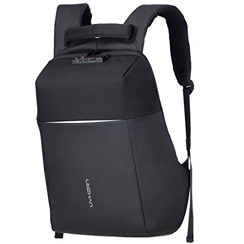 Business Backpack Anti-Theft Laptop Rucksack USB Charging TAS-Accepted Luggage Locks 16.5 inch Student School Bag
