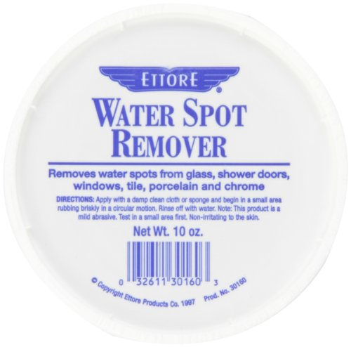 Product Image of the Ettore 30160 Water Spot Remover Paste, 10-Ounce
