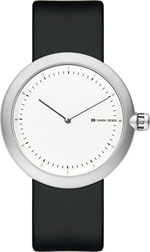 Danish Design Damen Analog Quarz Uhr mit Leder Armband IV12Q1183
