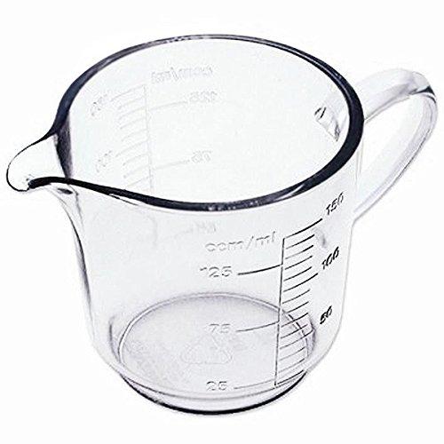 Buchsteiner 2240 Messkännchen, Fassungsvermögen bis 175 ml