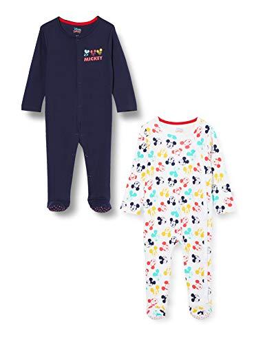 ZIPPY Pack 2 Pijamas Mickey SS20 Juego