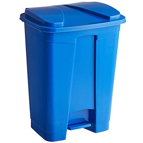 New mail order 15 Pack 16 Qt. 4 Gallon 13 Rectangular Sale price Step-On Blue Liters