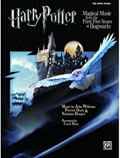 Harry Potter Magical Music from the First Five Years at Hogwarts: Big Note Piano (Harry Potter) (Sheet music) - Common