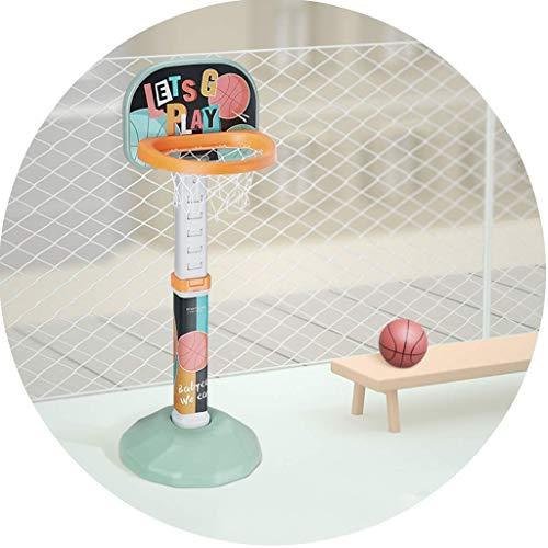 XIUYU Fitness Basketballkorb Haushalt Indoor Basketballkorb for Kinder Fun Basketballkorb sicher und stabil Basketballkorb (Color : A, Size : 47 * 47 * 98138cm)